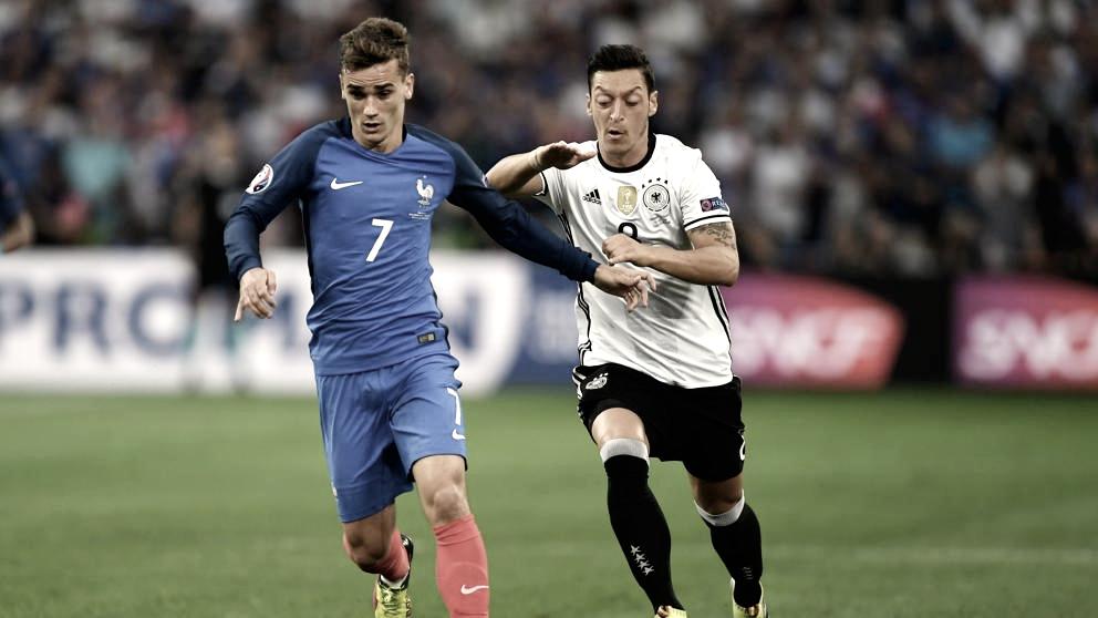 Uruguay no pudo otra vez con Francia
