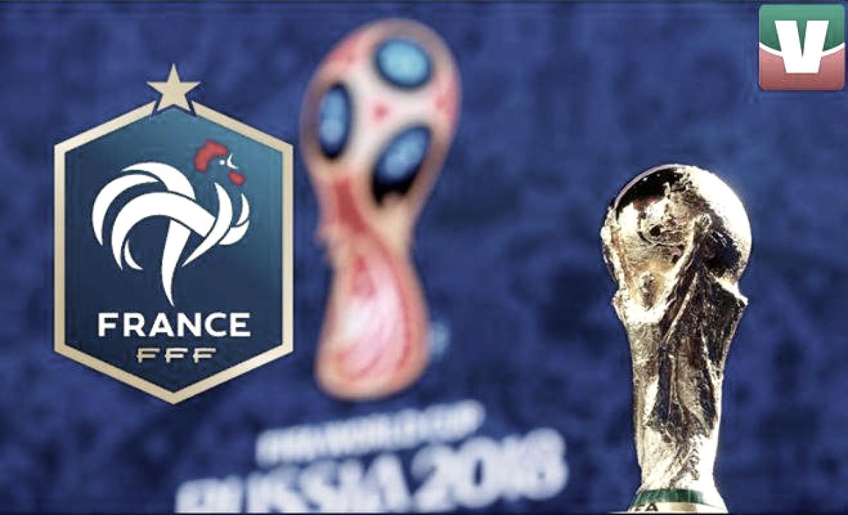 Guía selección francesa 2018: talento y juventud en busca de la gloria