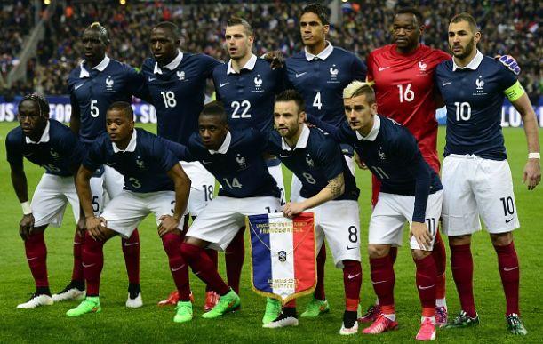 Live Francia - Danimarca, Diretta risultato partita amichevole (1-0)