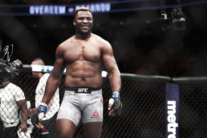 El porvenir de Ngannou en UFC Beijing