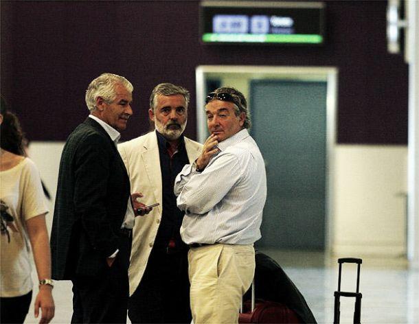 Harry y Pernía son imputados por su gestión al frente del Racing de Santander