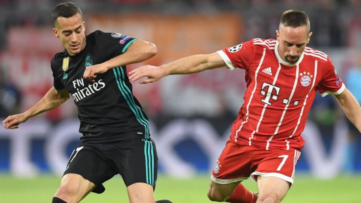 """Lucas Vázquez: """"El segundo gol fue una contra muy buena, Asensio define como un crack"""""""