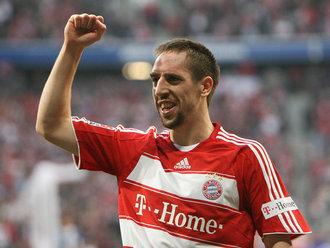 "Franck Ribéry: ""Pude marchar al Real Madrid o al Barcelona"""
