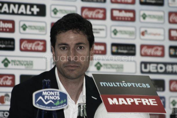 """Franco: """"La intención del equipo es mantener la igualdad en el marcador"""""""