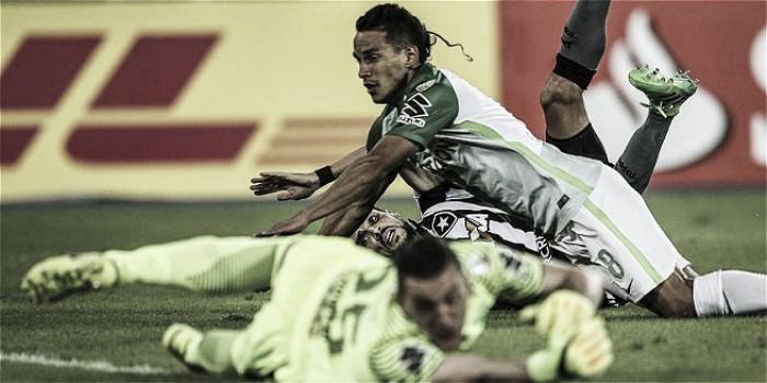 Franco Armani, la figura de los tuiteros ante Botafogo