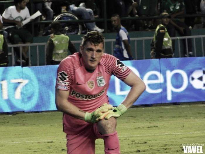 Franco Armani mantiene con vida a Nacional en la Gran Final