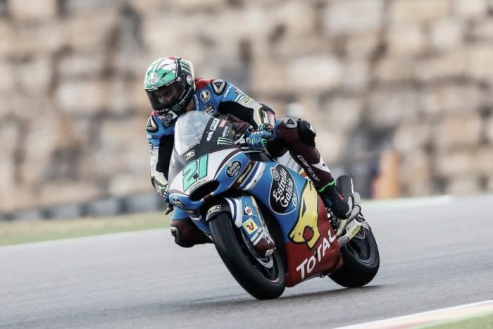 Moto2, Aragon - Mordibelli beffa Pasini