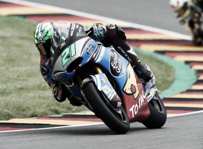 Moto 2, Gran Premio di Germania: fulmine Morbidelli nelle FP3