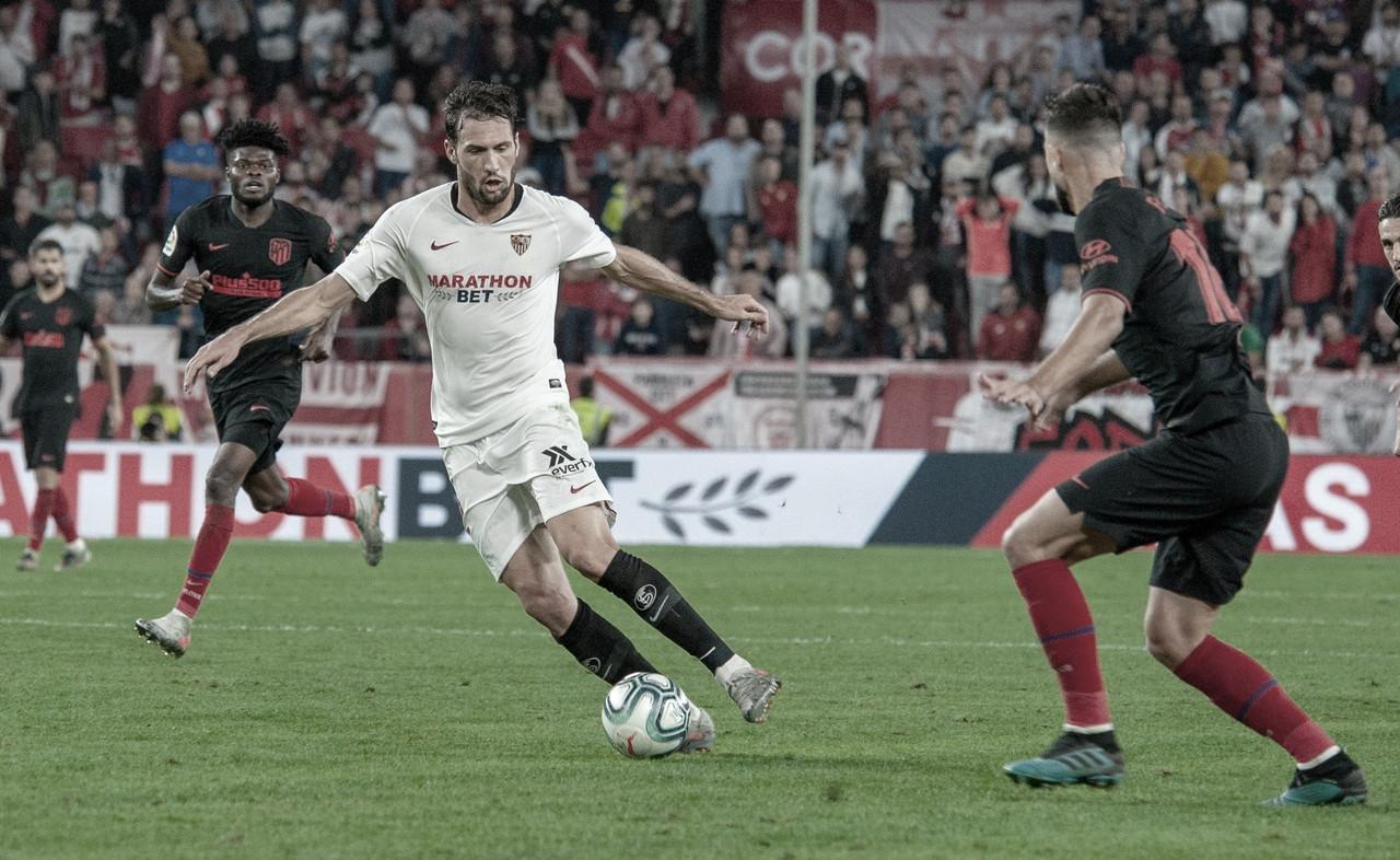 Atlético de Madrid vs Sevilla EN VIVO y EN DIRECTO online en La Liga Santander 2020