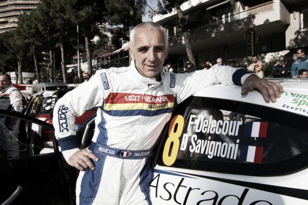 François Delecour disputará el Rally de Francia a bordo del Porsche 911 RGT
