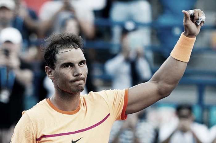 Nadal replaced by Bautista Agut in Abu Dhabi's Mubadala draw