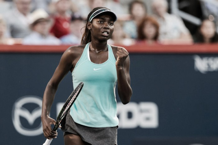 ITF Roundup: Françoise Abanda caps off dream week in Redding with third career title