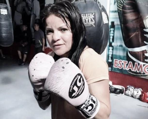 Nancy Franco pierde la pelea por el cetro mínimo del CMB