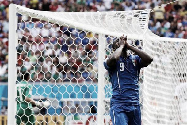 Italia, sin marcar en un partido del Mundial por primera vez desde 1998
