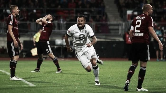 El Eintracht de Frankfurt logra la permanencia