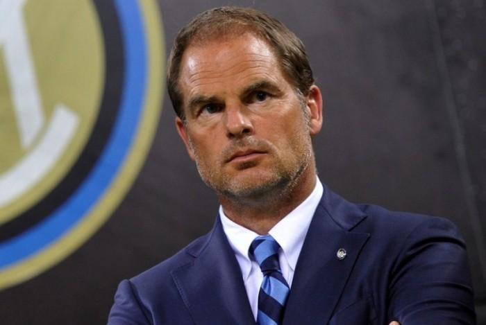 """Inter - De Boer: """"Il caso Icardi non è buono per nessuno. Esonero? Ho fiducia in me e nello staff"""""""