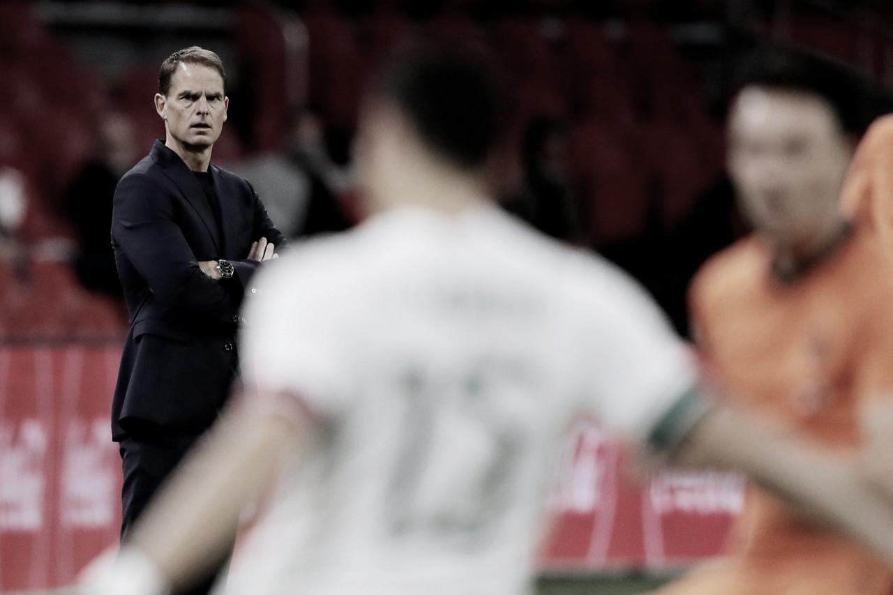México derrota Holanda é na estreia do técnico Frank de Boer