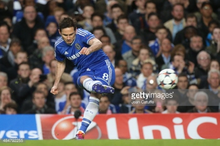 Frank Lampard reflects on Chelsea's rivalry with Liverpool