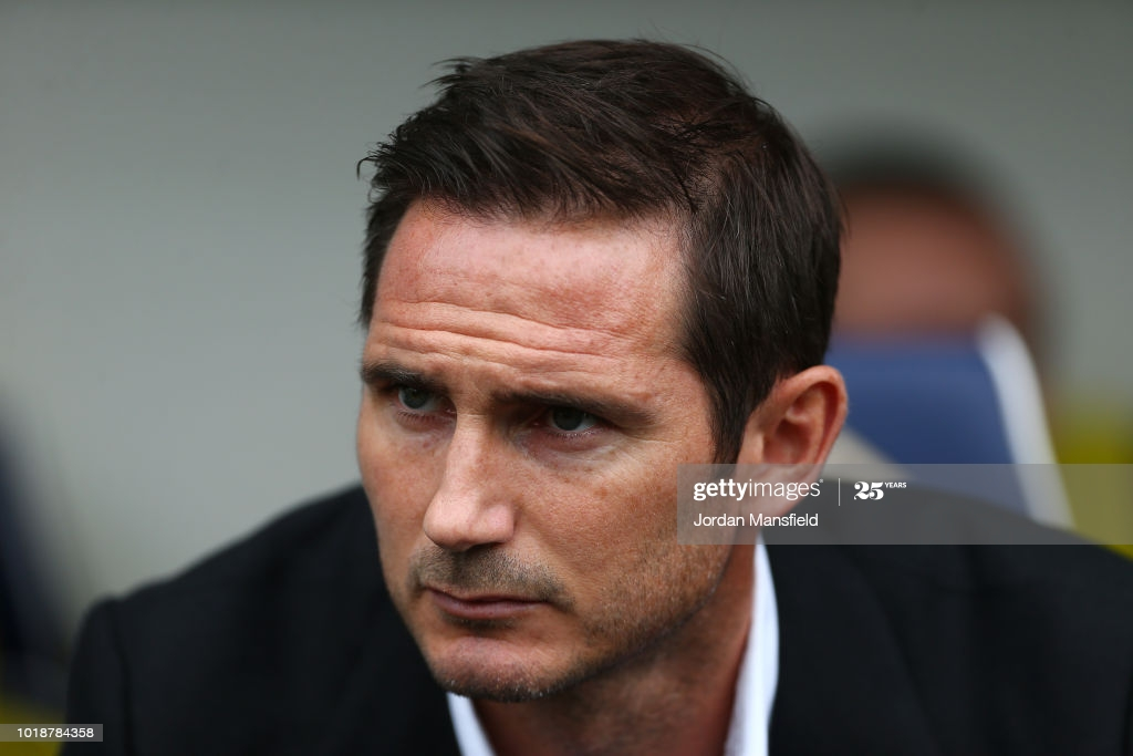 Are Chelsea fans starting to turn on Lampard?