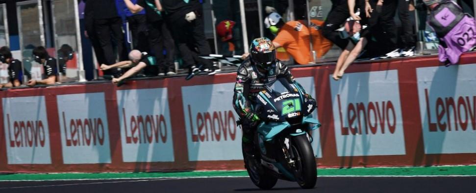 La firma Vavel GP San Marino MotoGP: Morbidelli se estrena