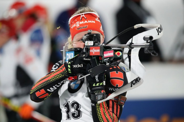 Biathlon - PyeongChang, staffetta femminile: domina la Germania, quinta l'Italia
