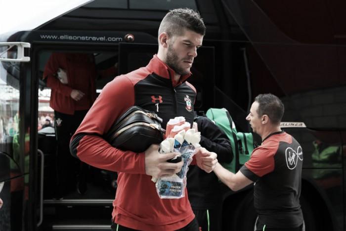 Fraser Forster firma un nuevo contrato con el Southampton