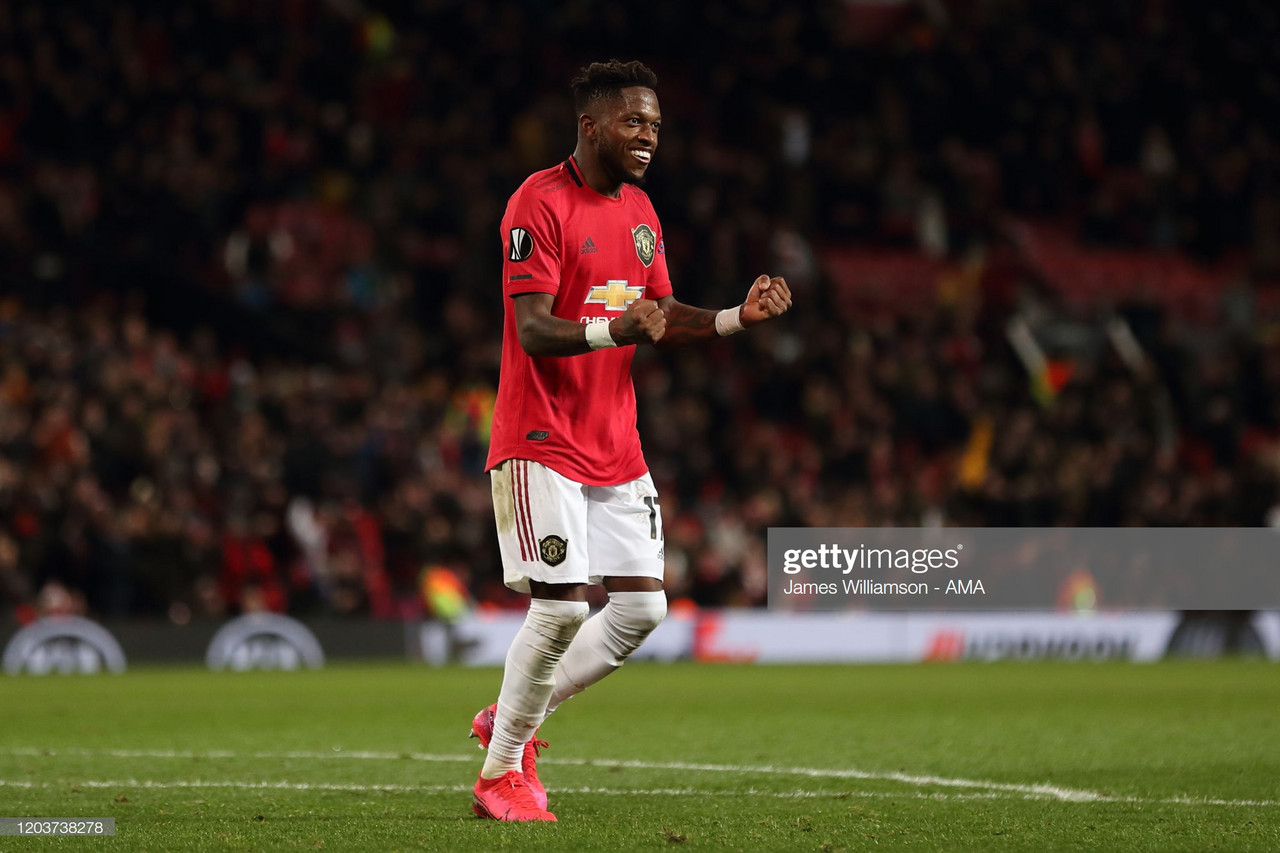 Manchester United 5-0 Club Brugge [6-1]: Fernandes shines again on a confident Europa League night