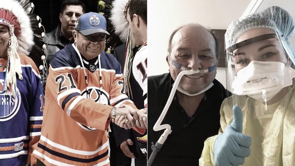 Sasakamoose | Fuente: NHL