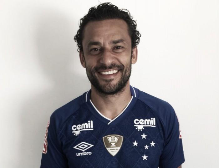 """Velho conhecido! Após rescindir com Atlético-MG, Fred acerta retorno ao Cruzeiro: """"Minha casa"""""""