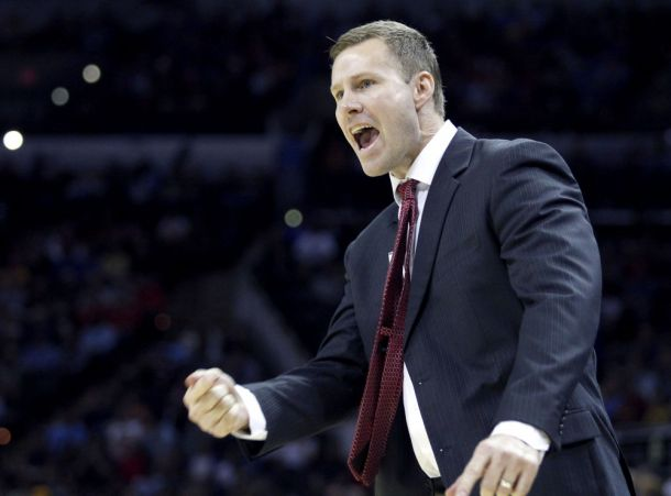 Chicago Bulls Officially Name Fred Hoiberg Head Coach