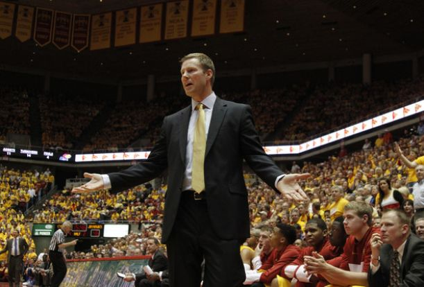 Iowa State Head Coach Fred Hoiberg On Radar Of NBA Teams