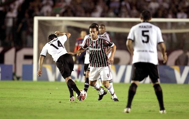 Fluminense fica no empate com Olimpia e decide a vaga na próxima semana