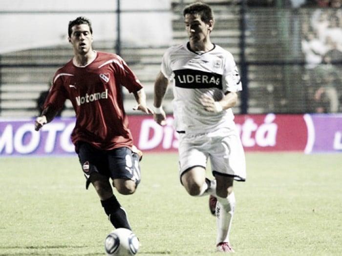 Gimnasia - Independiente: Últimos cinco partidos en La Plata