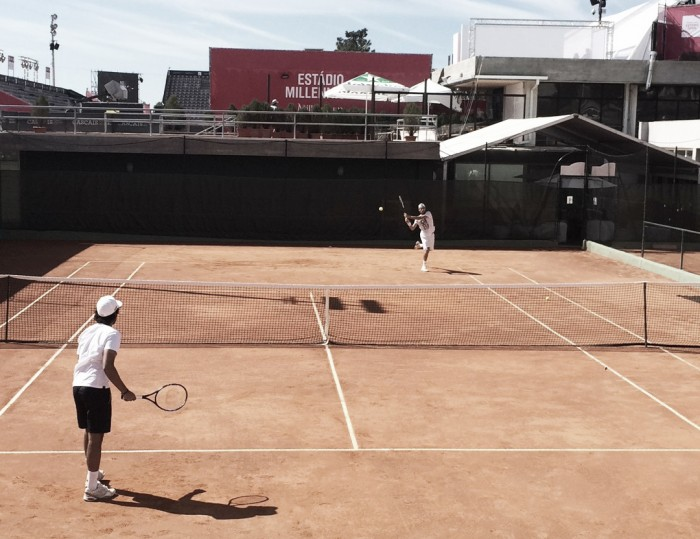 VAVEL USA Exclusive: Interview with Frederico Marques, coach of João Sousa