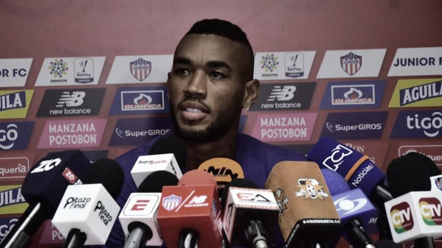 """Fredy Hinestroza: """"Hay que hacer lo que sea para debutar con una victoria"""""""