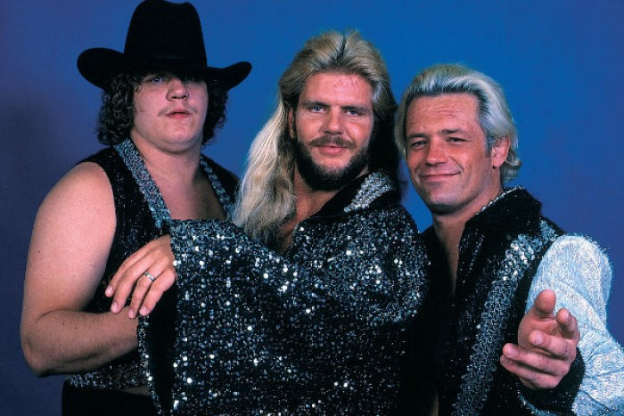 Fabulous Freebirds To Be Inducted Into WWE Hall Of Fame