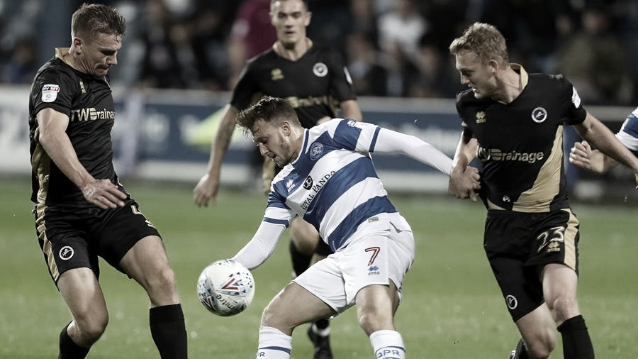Goles y Resumen: QPR 1-1 Millwall en la Championship