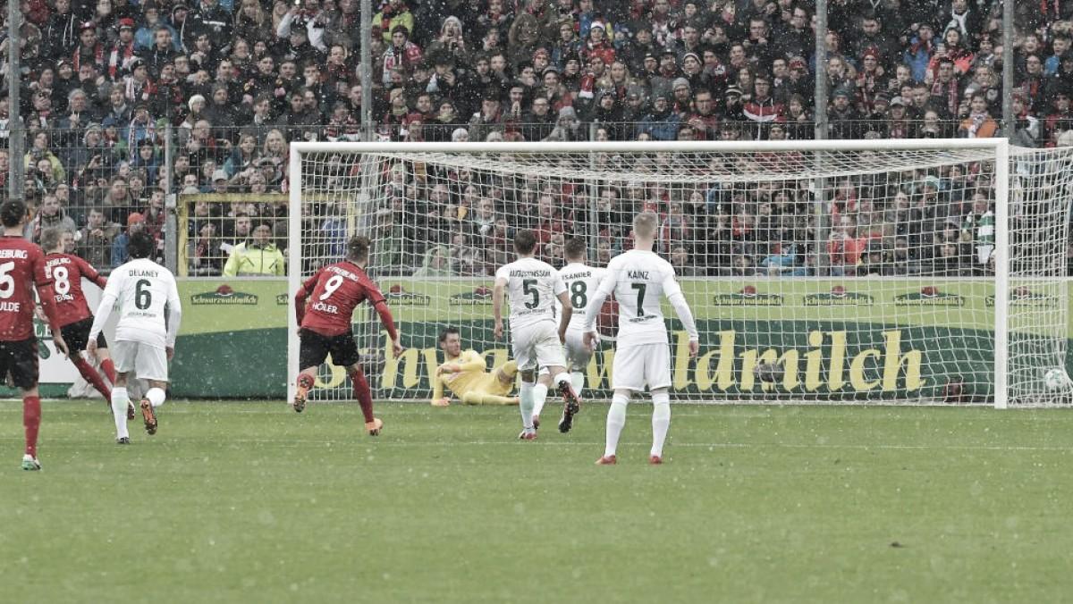 Freiburg supera Werder Bremen e acirra disputa contra rebaixamento