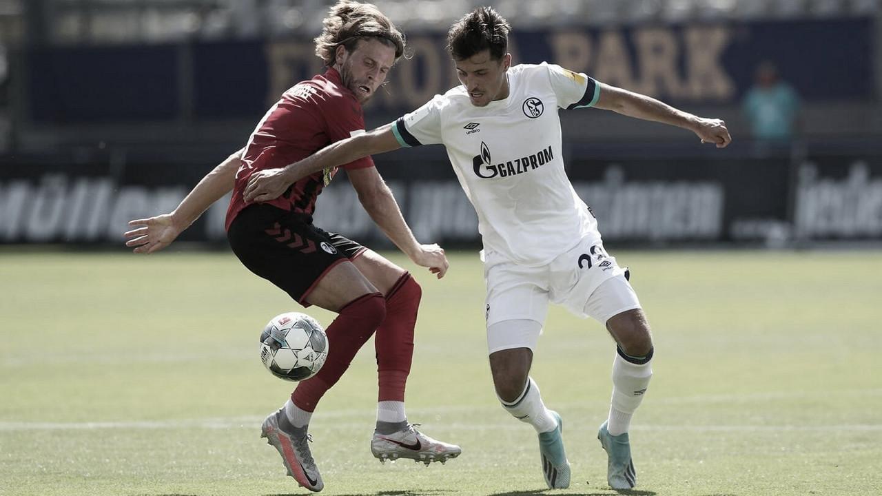 Schalke 04 é goleado pelo Freiburg e fecha temporada com 15 jogos sem vencer na Bundesliga