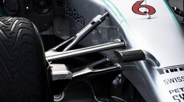 Mercedes deverá remover FRIC antes do GP da Alemanha