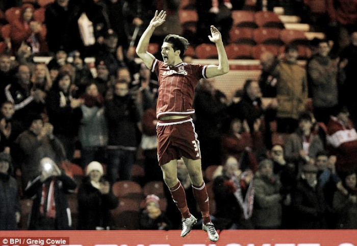 George Friend extends Boro contract