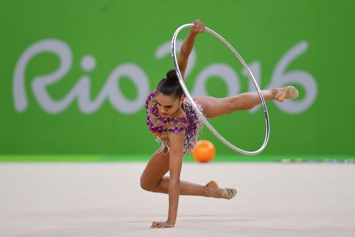 Rio 2016, ginnastica ritmica: russe davanti nelle qualificazioni individuali, fuori Veronica Bertolini