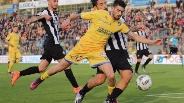 Serie B - Esultano Benevento e Frosinone, il Carpi non sa più vincere. Alla Salernitana la sfida salvezza