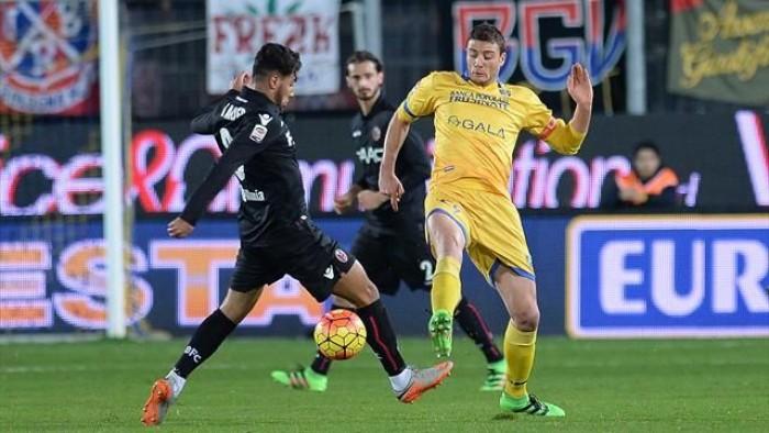 Dionisi alimenta le speranze del Frosinone: Bologna battuto 1-0