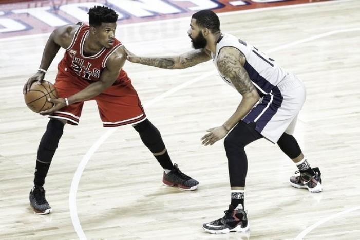 El banquillo de los Pistons puede con los Chicago Bulls