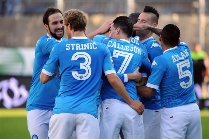 Napoli nella storia: davanti a tutti dopo metà campionato. Ora la consacrazione