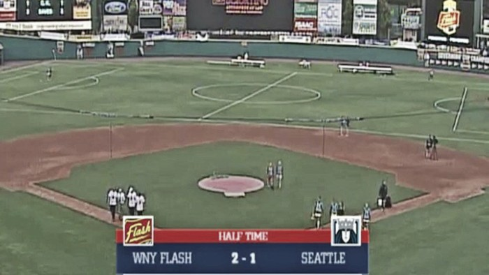 Western New York Flash and the Frontier Field fiasco