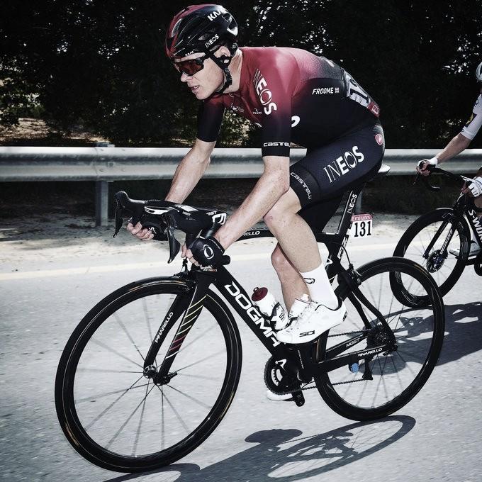 Chris Froome podría abandonar el Team Ineos antes del Tour de Francia 2020