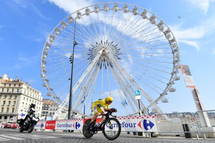 Tour de France 2017 - Cronometro a Bodnar, Froome controlla i rivali e trionfa ancora