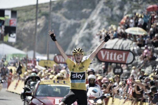 "Froome già padrone del Tour, Nibali a picco. Tra i big si ""salva"" solo Quintana"